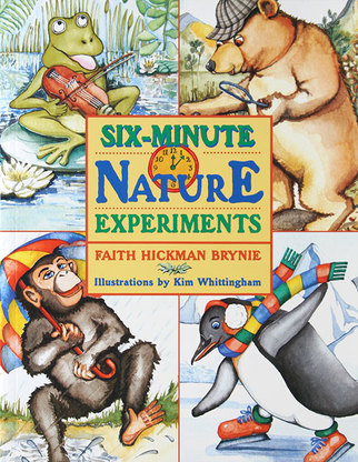 Six-Minute Nature Experiments front cover