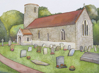 St Peters Church, Gunton